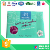 Plastique jetable Scented bébé Nappy Bag