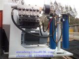 Bomba Waterjet da movimentação direta de máquina de estaca (YH-DDP-30)