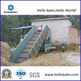 Automatische hydraulische Heu-Ballenpresse mit Förderanlage