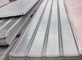 Plaque de ondulation de fibre de verre, panneau, feuille