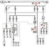 De Schakelaar van de Overdracht van Autamtic van de Aandrijving van de motor met Verre Elektrische Controle (gld-630/4)