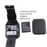 Notifier van Sync van de Klok van Smartwatch Dz09 met Schakelaar van het Horloge van Bluetooth SIM de Slimme voor Androïde Ios