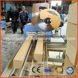 Machine en bois de rebut de bloc de palette