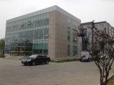 조립식 가벼운 강철 구조물 사무실 건물 조립식 사무실 강철 사무실