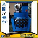 """Máquina de friso da mangueira P52 hidráulica até da """" estilo da potência do Finn mangueira 2"""