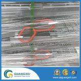 Контейнер ячеистой сети сваренного металла используемый для хранения в поднимаясь типе