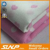 Tissu d'impression de coton pour le textile de vêtement de gosses