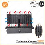 UL Dlc IP65 al aire libre 40W LED pared de embalajes de iluminación con 5 años de garantía
