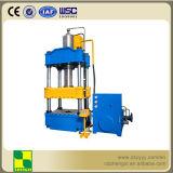 Fabricante de la máquina de la prensa hidráulica de cuatro columnas