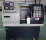 Tour électrique horizontal en métal de commande numérique par ordinateur de tourelle tournant le mini prix Ck6125A de machine de commande numérique par ordinateur
