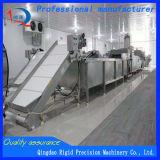 Maquinaria vegetal do legume com folhas de equipamento de processamento