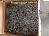 Fibra a prueba de calor del acero del extracto del derretimiento 304