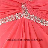 시퐁 신부 들러리는 선 형식적인 Prom 당 가운을 옷을 입는다