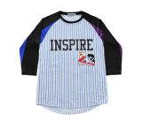 2017 젊음 (R013)를 위한 새로운 Csutomzied 최신 판매 형식 t-셔츠