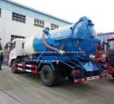 12000のL下水の吸引4*2の真空タンクトラックの価格