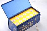 رفاهية ورق مقوّى مستحضر تجميل يزيّن صندوق مع حبل مقرضة وعلامة تجاريّة