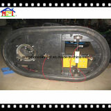8 Baumuster für Selection Electrical Bumper Car mit Polen oder Without Pole