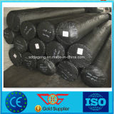 membrane tissée par pp au sol de tissu de textile de Geo de la couverture 90g