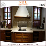 N & van L de Stevige Houten Vrije Permanente Keukenkast van het Meubilair