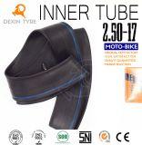 Origina ButylLtube Motorrad-Gefäß-inneres Gefäß-Kamera 2.50-17