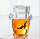 De elegante Pot van het Sap van de Theepot van het Glas van Borosilicate van de Theepot van de Theepot Creatieve