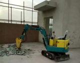 Mini prezzi dell'escavatore del cingolo dell'escavatore 800kg di vendita calda