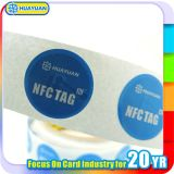 Library Solution를 위한 NXP I CODE SLI RFID NFC Sticker Label