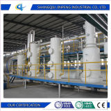 Fácil para Installation New Integrated Recycled Plastic a Oil Machine