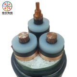 Силовой кабель XLPE, кабель PVC электрический