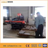 CNC Steel Plate Hydraulic Punching Machine