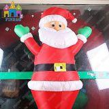 Aufblasbarer Innenluft Daner Prahler Christams Geschenk-Baum Weihnachtsmann