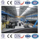 炭素鋼の管の高周波溶接機