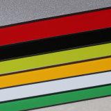 Les deux panneau composé en aluminium de couleur de côté pour l'usage de partition