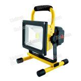 Luz de inundación magnética de 10W Rechargeble LED