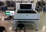 SMT Solder Paste Inspection Offline 3D Spi Machine após a gravação de PCB na PCBA
