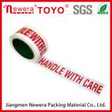 Annullare il marchio stampato nastro basato dell'imballaggio del condotto