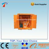 Type mobile machine de filtration de pétrole de transformateur d'huile isolante (ZYM) de remorque