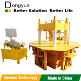 Met elkaar verbindend Blok die Machine maken (dy-150T)