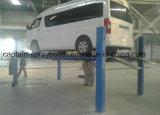 Подъем автомобиля столба 4t гидровлический 4 Ce стандартный
