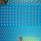 Perforiertes Metallpanel verwendet für Fassade-Zwischenwand
