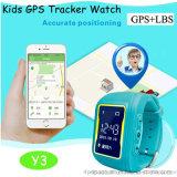 공장 도매 0.96inch OLED 스크린 GPS 시계 추적자