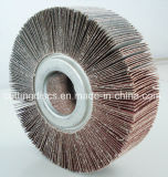 Roue d'aileron de tissu de Klingspor pour l'acier inoxydable (AFW02)
