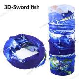 3D印刷の魚釣Headwear