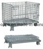 Recipiente do engranzamento de fio do armazenamento do metal (800*600*640)