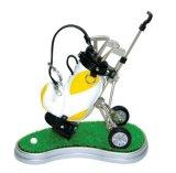 Nuovo supporto della penna di sfera di golf di disegno