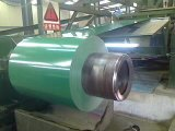 Farbe-Überzogener Stahlring mit ISO-Bescheinigung und kaltgewalzter Technik