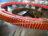 De Ring van het Toestel van de omtrek van Roterende Oven en Roterende Droger