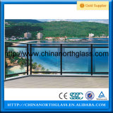 4-19mm Clear Toughened Glass Pool Fence