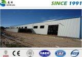 Surtidor prefabricado de dos pisos del almacén de la estructura de acero en Qingdao