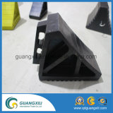 Black Car Wedge / Wheel Chock / Buffer Block / Rubber Car Stopper